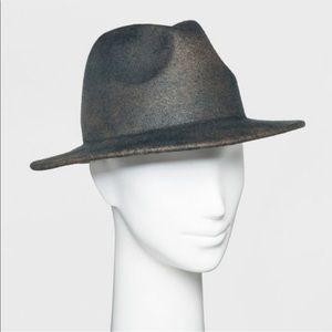 Wool Panama Hat Teal - New